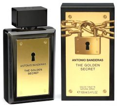 Antonio Banderas The Golden Secret EDT (50mL)
