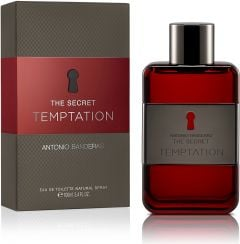 Antonio Banderas The Secret Temptation EDT (100mL)