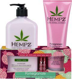 Hempz Pomegranate Body Gift Set