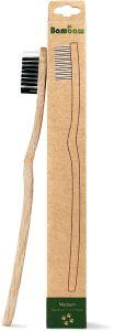 Bambaw Bamboo Toothbrush (1pack) Medium