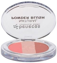 Benecos Natural Baked Powder Blush Trio Fall In Love