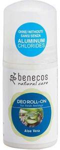 Benecos Roll-On Aloe Vera (50mL)