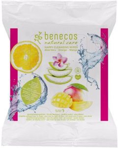 Benecos Natural Cleansing Wipes