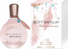 Betty Barclay Bohemian Romance EDT (20mL)