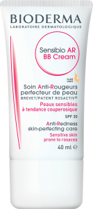 Bioderma Sensibio AR Anti-Redness Skin-Perfecting BB Cream (40mL) Clair/Light