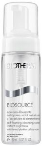 Biotherm Biosource Foaming Cleansing Water (150mL) All Skin Types