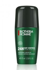 Biotherm Homme Day Control Natural Protect Roll-On Deodorant (75mL)