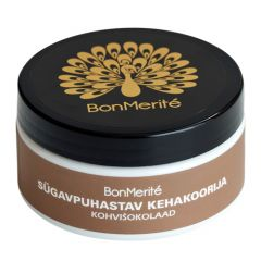 BonMerité Kooriv Ja Pehmendav Dušikreem Kakaokohv (220g)