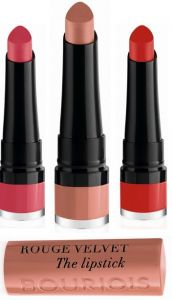Bourjois Paris Rouge Velvet The Lipstick (2,4g)