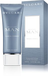 Bvlgari Man Glacial Essence After Shave Balm (100mL)