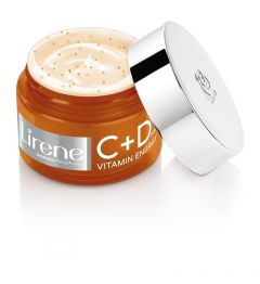 Lirene C+D Day and Night Cream Dry and Sensitive Skin ( 50mL)
