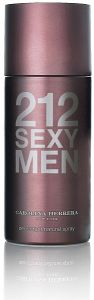 Carolina Herrera 212 Sexy Men Deospray (150mL)