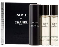 Chanel Bleu de Chanel EDT (3x20mL)