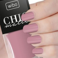 Wibo Chic Matte Nail Polish (8,5mL) 3