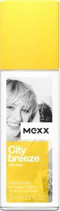 Mexx City Breeze For Her Deo Spray (75mL)