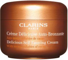 Clarins Delicious Self Tanning Cream (150mL)