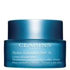 Clarins Hydra-Essentiel Silky Cream SPF15 (50mL)