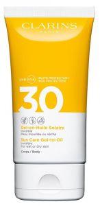 Clarins Sun Care Body Gel-in-Oil SPF30 (150mL)