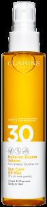 Clarins Sun Care Body Oil-in-Mist SPF30 (150mL)