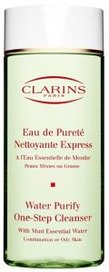 Clarins Water Purify One Step Cleanser (200mL) Combination / Oily