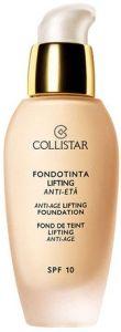 Collistar Anti-Age Lifting Foundation SPF10 for Mature Skin (30mL)