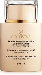 Collistar Even Finish Foundation + Primer SPF15 (35mL)