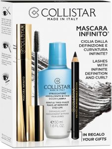 Collistar Mascara Infinito Make Up Set