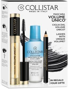 Collistar Mascara Volume Unico Set