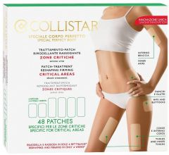 Collistar Patch-Treatment Reshaping Firming Critical Areas (48pcs)