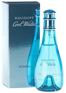 Davidoff Cool Water Woman EDT (100mL)