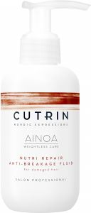 Cutrin Ainoa Nutri Repair Anti-Breakage Fluid for Damaged Hair (150mL)