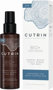 Cutrin BIO+ Energen Boost Scalp Serum for Men (100mL)