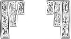 Buckley London Adelphi Staggered Earrings CZE1031