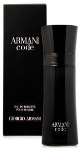 Giorgio Armani Black Code EDT (30mL)