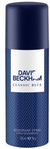 David Beckham Classic Blue Deospray (150mL)