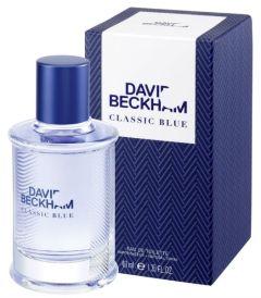 David Beckham Classic Blue EDT (40mL)