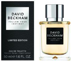 David Beckham Follow Your Instinct EDT (50mL)