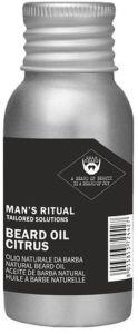 Dear Beard Man's Ritual Beard Oil Citrus (50mL)