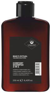 Dear Beard Man's Ritual Comfort Shampoo 2in1 (250mL)