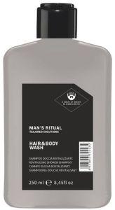 Dear Beard Man's Ritual Hair & Body Wash (250mL)
