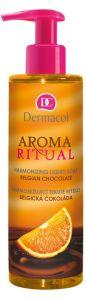 Dermacol Aroma Ritual Liquid Soap (250mL) Belgian Chocolate