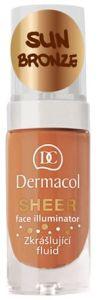 Dermacol Sheer Face Illuminator (15mL) Sun Bronze