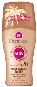 Dermacol Sun Milk Spray (200mL) SPF20 Water-Resistant