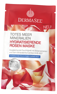 Dermasel Hydrating Rose Mask (12mL)