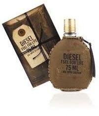 Diesel Fuel for Life for Men EDT (75mL)