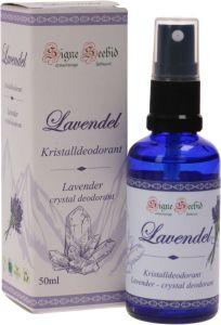 Signe Seebid  Kristalldeodorant Lavendel (50mL)