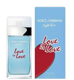 Dolce & Gabbana Light Blue Love is Love Pour Femme EDP (50mL)