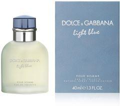 Dolce & Gabbana Light Blue Pour Homme EDT (40mL)
