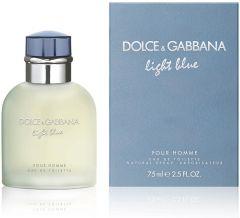 Dolce & Gabbana Light Blue Pour Homme EDT (75mL)