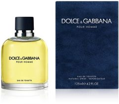 Dolce & Gabbana Pour Homme EDT (125mL)